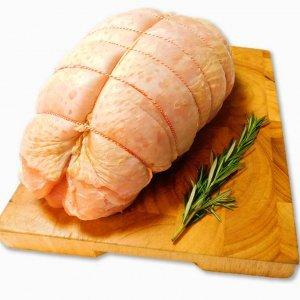 Scottish Free Range White Turkey Boneless Rolled Breast
